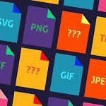 انواع فرمت ها و خروجی های لوگو