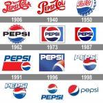 تغییرات لوگوی پپسیpepsi